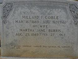 Millard Fillmore Coble