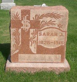 Sarah Jane <I>Slaven</I> Dannan