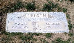 Gertrude <I>Henderson</I> Nelson