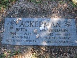 Benjamin Ackerman
