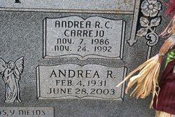 Andrea R. C. Carrejo