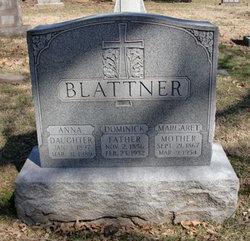 Margaret <I>Pfeiffer</I> Blattner