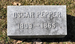 Oscar Neville Pepper