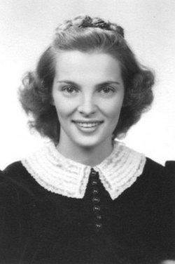 """Doris Brockley """"Ditz"""" <I>Moore</I> Thomas"""