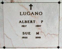 Albert Pete Lugano