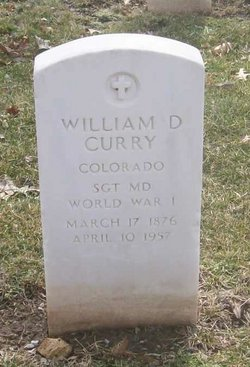 William D Curry