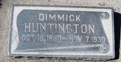 Dimick Huntington