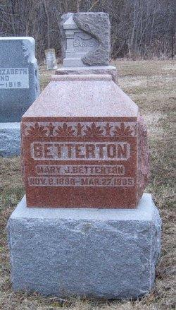 Mary Jane Betterton