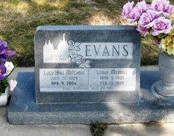 Lorus Merrill Evans