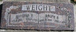 Ralph Brough Weight