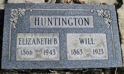 Sarah Elizabeth <I>Blanchard</I> Huntington
