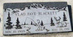 Vlao Faye Blackett
