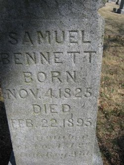 Pvt Samuel Bennett