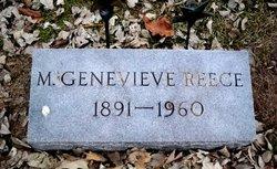 M. Genevieve Reece