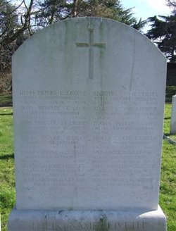 Lance Corporal Frank George Reed