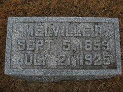Melville R Connet