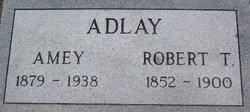 Amey Elenor <I>Rosson</I> Adley