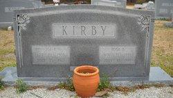 Rosa Alvena <I>Baker</I> Kirby