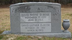 David Wayne DuBose
