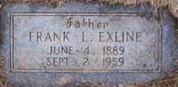 Frank Lorenzo Exline