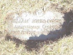 Lieut William John Koch