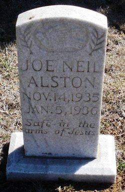 Joe Neal Alston