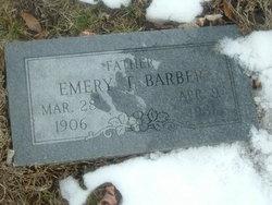 Emery Thomas Barber