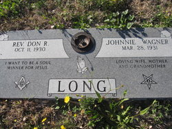 Rev Don R Long