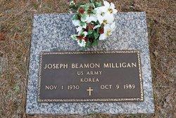 Joseph Beamon Milligan