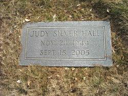 Judy Faye <I>Silver</I> Hall