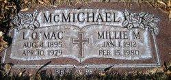 Millie <I>Mageras</I> McMichael