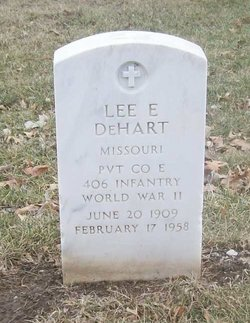 Lee E DeHart