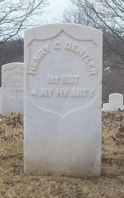 Henry C Dentler