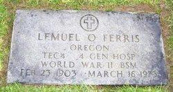 Lemuel Otis Ferris