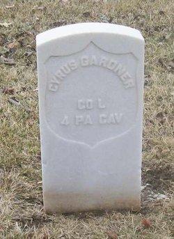 Cyrus Gardner