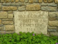 Haynecourt British Cemetery