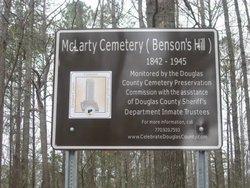 McLarty Family Cemetery