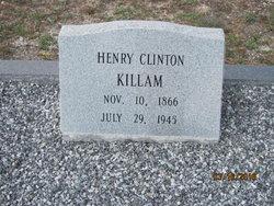 Henry Clinton Killam