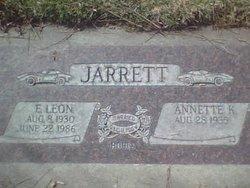 Ernest Leon Jarrett