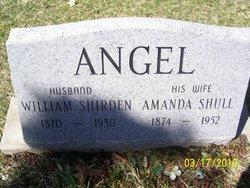 Frances Amanda <I>Shull</I> Angel