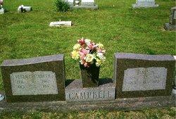Vesta Elizabeth <I>Rowden</I> Campbell