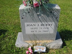 Joan Ann <I>Jewell</I> Berry