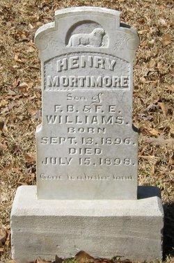 Henry Mortimore Williams