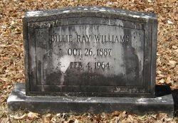 Billie Ray Williams