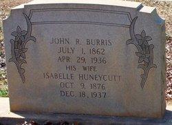 John R Burris