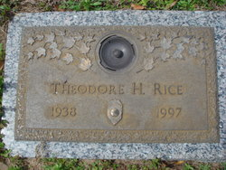"Theodore H ""Ted"" Rice"