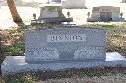 """John A. """"Gus"""" Binnion"""