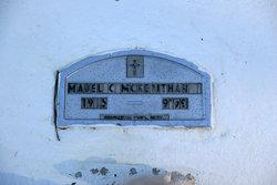 Mabel <I>Carlisle</I> McKeithan