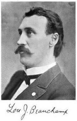 Louis Jenks Beauchamp