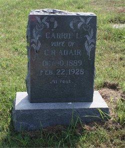 Carrie Lillie <I>Ball</I> Adair